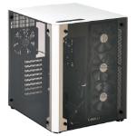 Lian Li PC-O8WBW Midi-Tower Black,White computer case