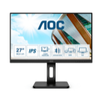 """AOC P2 27P2C LED display 68.6 cm (27"""") 1920 x 1080 pixels Full HD Black"""