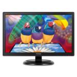 "Viewsonic Value Series VA2465SMH 24"" Full HD LCD/TFT Black computer monitor LED display"