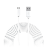 Jivo Technology JI-1964 USB cable 3 m 2.0 USB A Micro-USB A White