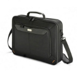 "Dicota Advanced XL 17.6"" Briefcase Black"