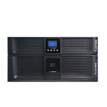 Salicru SLC-10000-TWIN RT 10000VA 8AC outlet(s) Rackmount/Tower Black uninterruptible power supply (UPS)