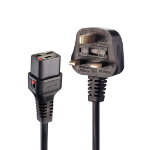 Lindy 30130 power cable Black 2 m IEC C19