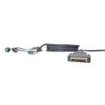 BELKIN Omniview Enterprise Series DualPort PS 2 KVM Cable 3m - F1D9400-10