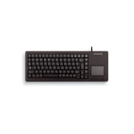 CHERRY XS Touchpad USB QWERTY US English Black keyboard