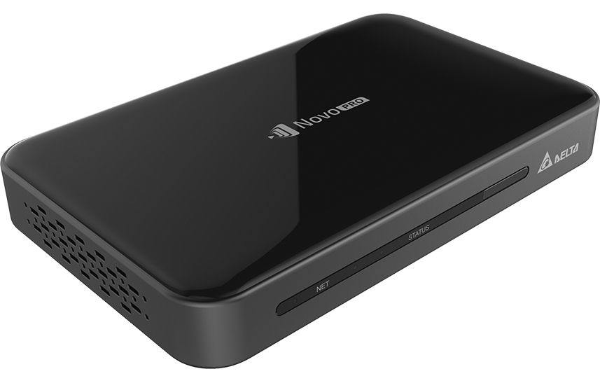 Vivitek NovoPro wireless presentation system Desktop