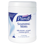 Purell ANTIMICROBIAL WIPES PLUS PK270