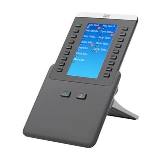 Cisco 8800 Key Expansion Module IP phone Grey Wireless handset TFT