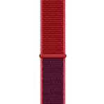 Apple 3G370ZM/A smartwatch accessory Band Red Nylon
