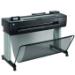 HP Designjet T730 36-in impresora de gran formato Color 2400 x 1200 DPI Inyección de tinta térmica A0 (841 x 1189 mm) Wifi