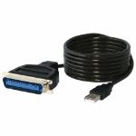 """Sabrent CB-CN36 printer cable 70.9"""" (1.8 m) Black"""