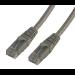 MCL RJ45 CAT6 A U/UTP 10m cable de red Gris