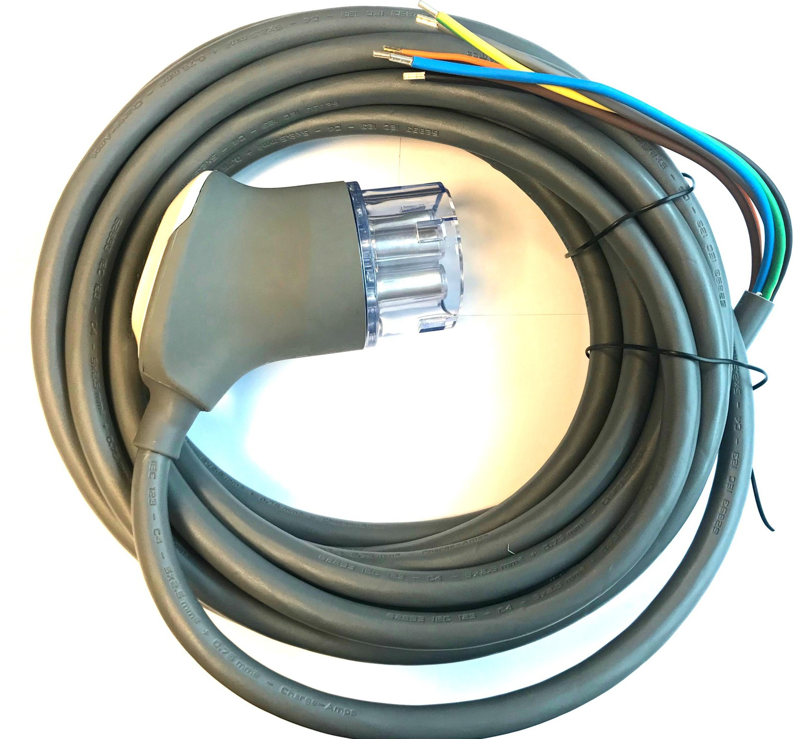 Charge Amps HALO Cable Type 2 16A 3P 7.5m