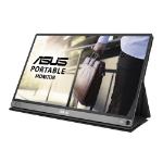 """ASUS ZenScreen MB16ACM computer monitor 39.6 cm (15.6"""") 1920 x 1080 pixels Full HD Grey"""
