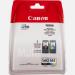 Canon PG-560 / CL-561 cartucho de tinta 2 pieza(s) Original Rendimiento estándar Negro, Cian, Magenta, Amarillo