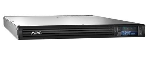 APC Smart-UPS sistema de alimentación ininterrumpida (UPS) Línea interactiva 1500 VA 1000 W 4 salidas AC