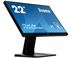 iiyama ProLite T2252MSC-B1 touch screen monitor 54.6 cm (21.5