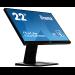 "iiyama ProLite T2252MSC-B1 monitor pantalla táctil 54,6 cm (21.5"") 1920 x 1080 Pixeles Negro Multi-touch"