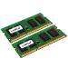 Crucial 8GB (4GBx2) PC3-12800 8GB DDR3 1600MHz memory module