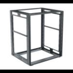 Middle Atlantic Products CFR-14-18 rack cabinet 14U Freestanding rack Black
