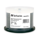 Verbatim 97338 blank Blu-Ray disc BD-R 25 GB 50 pcs