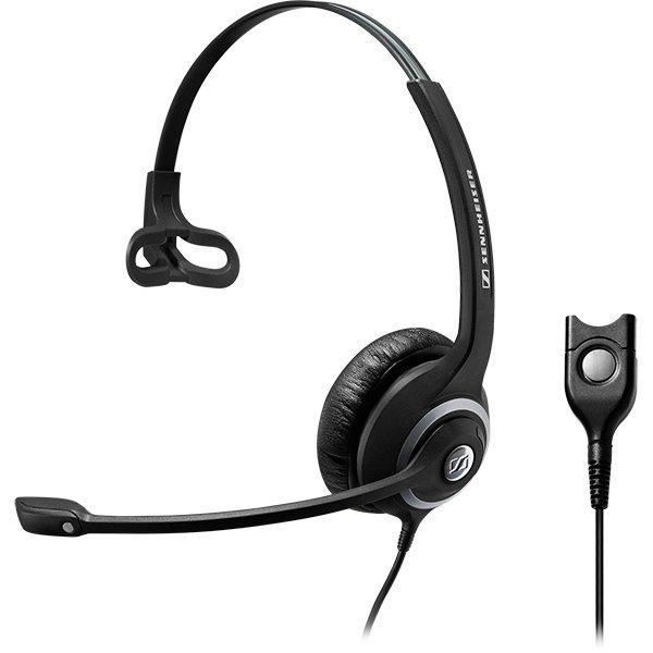 Sennheiser SC 232 Monaural Head-band Black headset