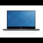 "DELL XPS 9560 2.8GHz i7-7700HQ 15.6"" 1920 x 1080pixels Black,Silver Notebook"