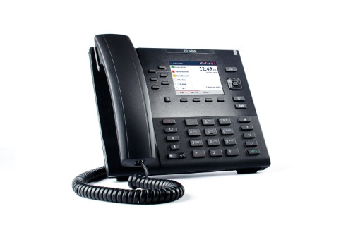 Mitel 80C00002AAA-A IP phone Black Wired handset LCD 9 lines