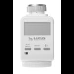 Lupus Electronics Radiator Valve thermostat Silver,White