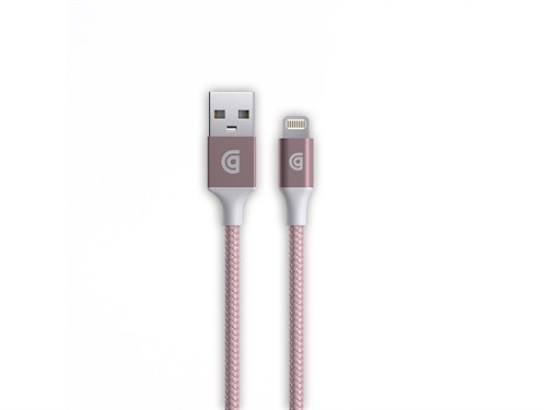 Griffin GC43433 lightning cable 1.5 m Rose Gold