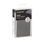Intenso 6028660 external hard drive 1000 GB Anthracite
