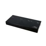 StarTech.com Duplicador Divisor Multiplicador de Vídeo DVI y Audio de 2 puertos - Cable