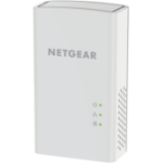 Netgear PL1200-100PES 1200Mbit/s Ethernet LAN White 2pc(s) PowerLine network adapter