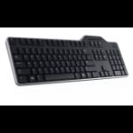 DELL KB813 keyboard USB QWERTY US International Black