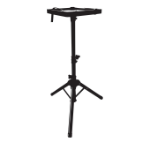 Inland 05461 tripod Data projectors 3 leg(s) Black
