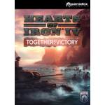 Paradox Interactive Hearts of Iron IV: Together for Victory PC English
