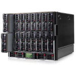 McAfee Content Security Blade Server M7 network equipment chassis Black