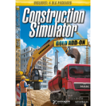 Astragon Construction Simulator: GOLD ADD-ON, PC/Mac