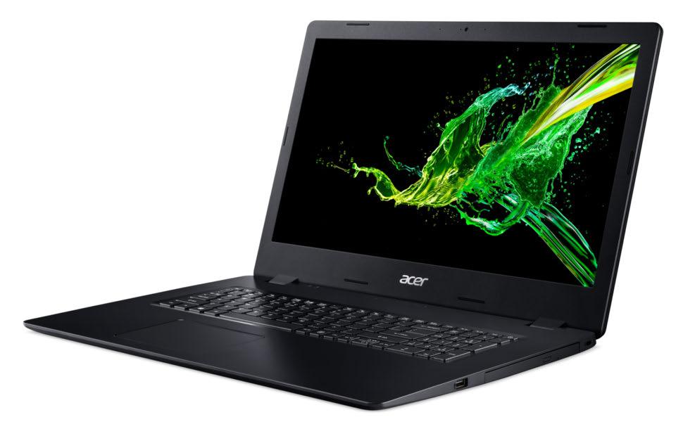 Acer Aspire 3 A317-51G-51SN Notebook Black 43.9 cm (17.3