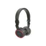 AV Link 100.550UK Black Circumaural Head-band headphone