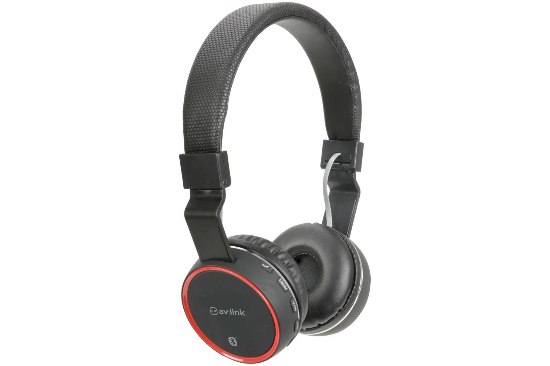 AV Link 100.550UK headphones/headset Head-band Black