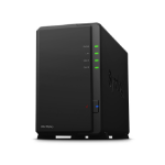 Synology Diskstation DS216Play 2 Bay Gigabit Ethernet Network Attached Storage Enclosure