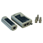 Tripp Lite N044-000-R network cable tester Gray