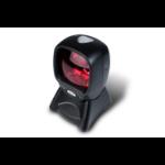 Adesso NuScan 6000U Black Fixed bar code reader