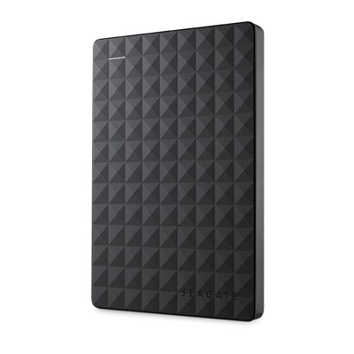 Seagate Expansion Portable 4TB 3.0 (3.1 Gen 1) 4000GB Black