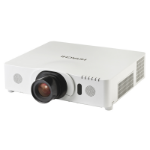 Hitachi CP-WX8255 5500ANSI lumens 3LCD WXGA (1280x800) Desktop projector White data projector