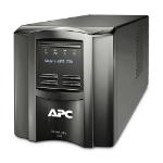 APC Smart-UPS Line-Interactive 750VA 6AC outlet(s) Tower Black uninterruptible power supply (UPS)