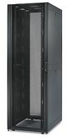 """APC NetShelter SX 48U 750mm(b) x 1070mm(d) 19"""" IT rack, behuizing met zijpanelen, zwart"""