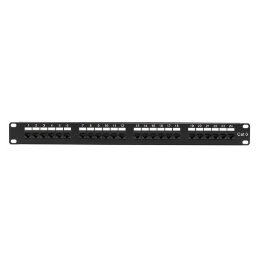 Black Box JPM624A patch panel 1U