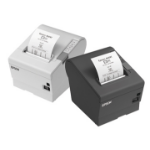 Epson TM-T88V (050): Powered USB, w/o PS, EBCK C31CA85050